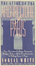 The Guide to the Architecture of Paris