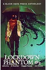 PHANTOM #2: Lockdown Supernatural Fantasy Kindle Edition