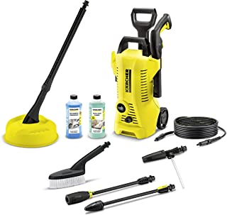 Pioneer High Pressure Washer K 2 Full Control Car & Home, 1.673-407.0, Yellow