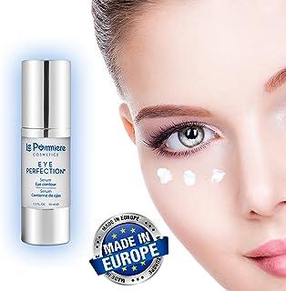 Serum contorno ojos 30ml con ácido hialurónico y colágeno. Crema Anti edad con pantenol vitamina B5 para una piel suave y ...