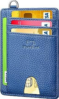 Slim Minimalist Wallet, Front Pocket Wallets, RFID Blocking, Credit Card Holder for Women&Men