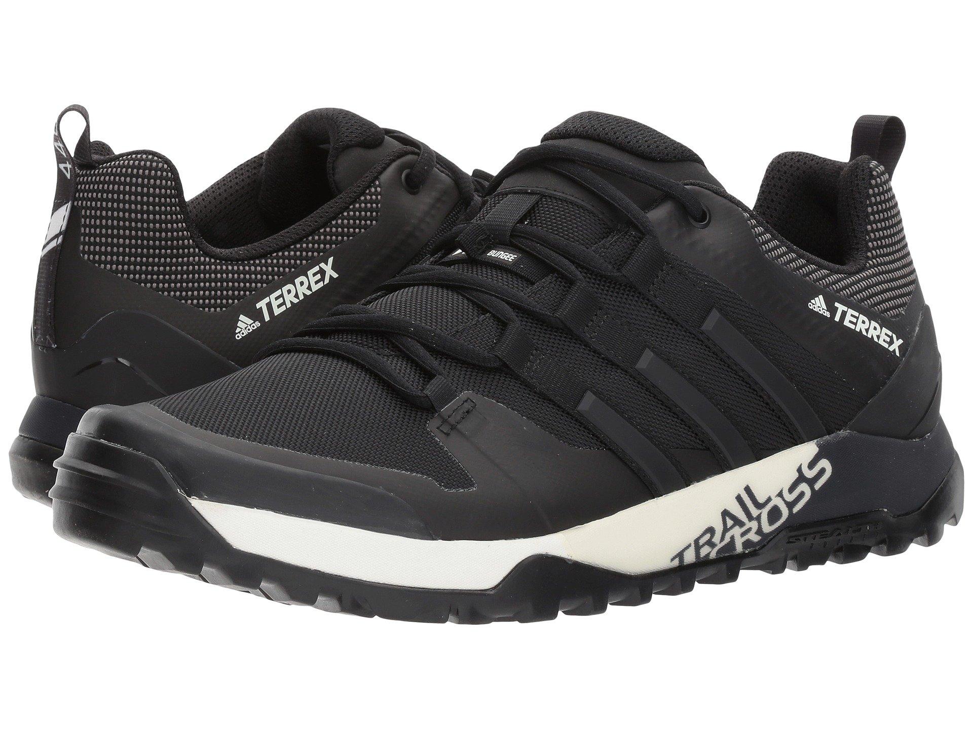 Adidas originali terrex tracce croce sl, nero / nero / gesso bianco