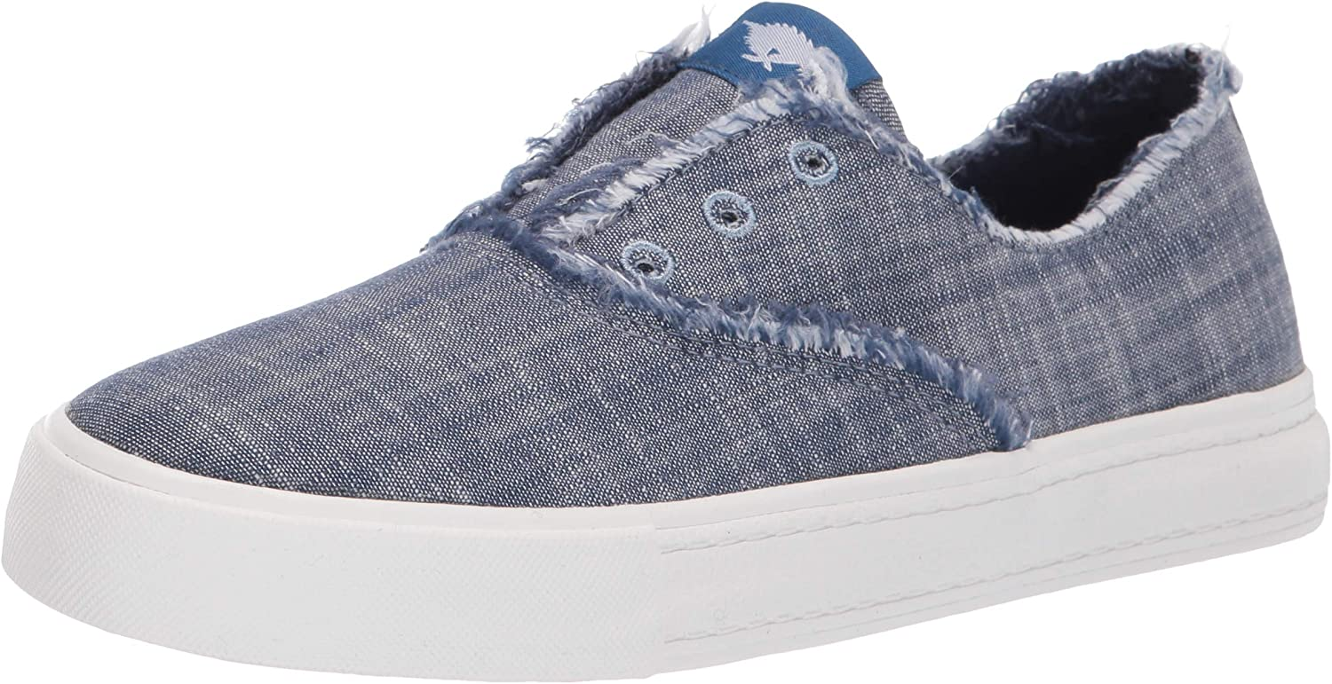 Rocket Dog Womens Afina Dean Cotton Sneaker