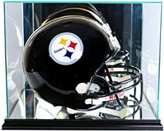 Perfect Cases NFL Rectangle Football Helmet Glass Display Case