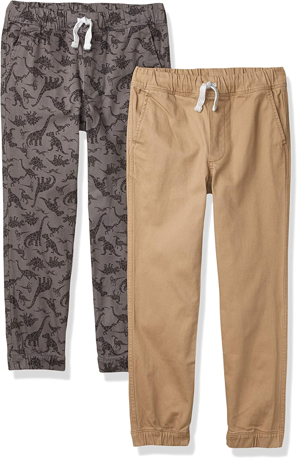 Amazon Essentials Boys' Pull-On 40% OFF Cheap Sale Pants Jogger Woven Max 60% OFF