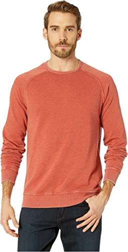 Venice Burnout Crew Neck Sweatshirt