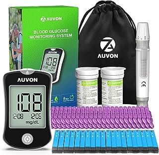 Auvon Blood Glucose Test Strips