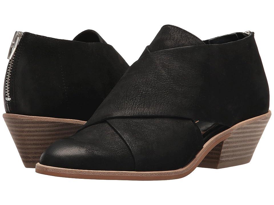 Dolce Vita Loida (Black Nubuck) Women's Shoes