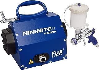 Fuji 2803-T75G Mini-Mite 3 PLATINUM - T75G Gravity HVLP Spray System