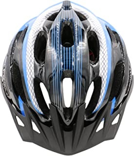 Baomain Bike Helmet for Men Women Removable Sun Visor Road & Mountain Bicycle Helmets Adjustable Size Adult Cycling Helmets Safety Protection CPSC Safety Standard