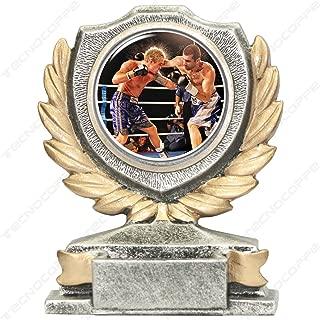 tecnocoppe Trofeo Premiazione Pallacanestro//Basket h 17,50 cm Targhetta personalizzata compresa
