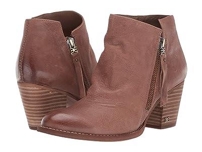 Sam Edelman Macon (Light Brown Pirin Waxed Leather) Women