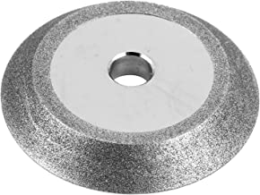 Hemobllo Diamond Grinding Wheel 150 Grits Cutter Grinder Tool Metal Cutting Discs for Grinding Glass Tiles and Ceramics