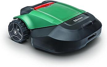 Robomow RS622 Battery Powered Robotic Lawn Mower Medium Yard, 22 inch Cutting Width, Green