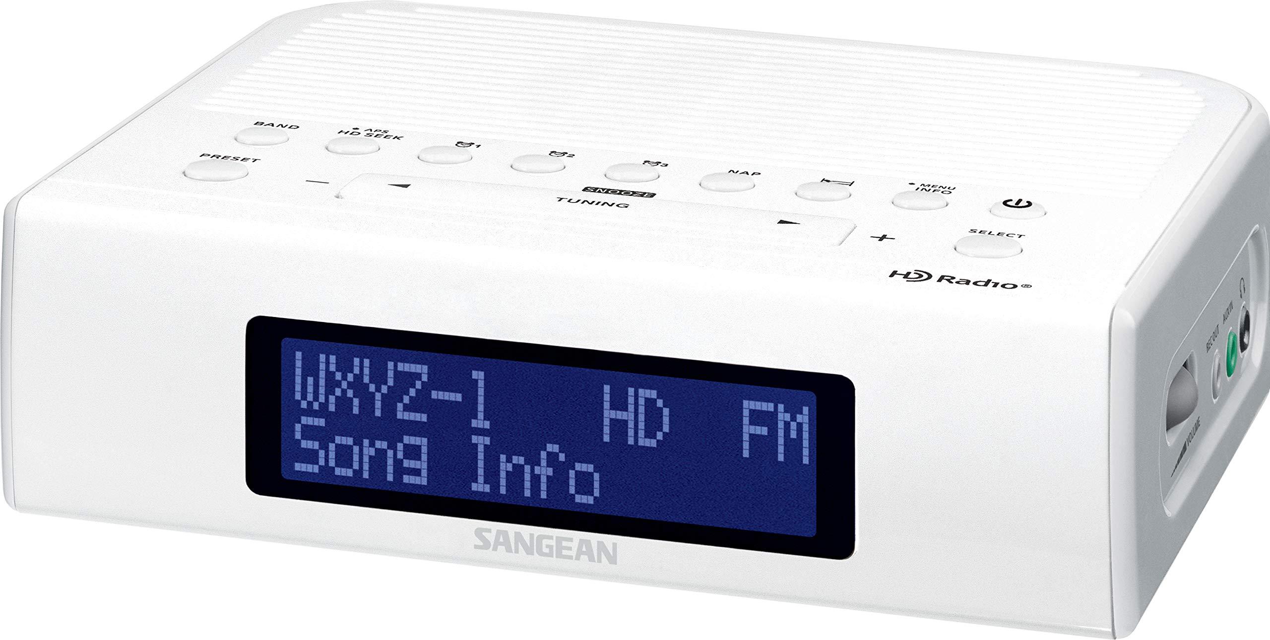 Sangean HDR 15 Fm Rbds Digital Charging