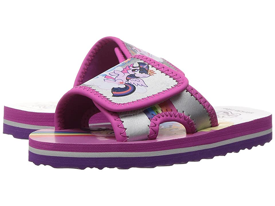 Stride Rite My Little Pony Friendship Magic Slide (Toddler/Little Kid) (Magenta) Girl
