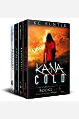The Kana Cold Series: Books 0-3: The Kana Cold Paranormal Thriller Series BoxSet Book 1 Kindle Edition