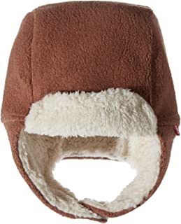 Zutano Baby Girls Cozie Fleece Furry Hat