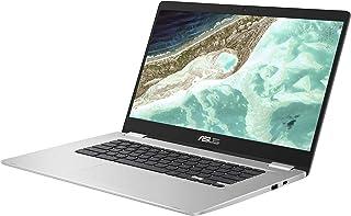 Chromebook ASUS ノートパソコン 15.6型フルHD液晶 英語キーボード C523NA シルバー グーグル Google
