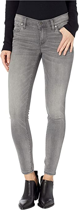 Krista Ankle Skinny Jeans in Cove