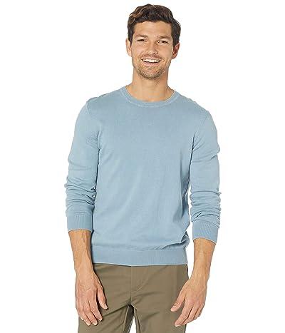 Billy Reid Garment Dyed Fine Gauge Sweater
