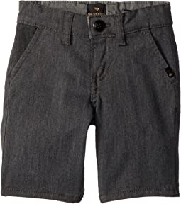 Quiksilver Kids - Everyday Union Stretch Chino Shorts (Toddler/Little Kids)