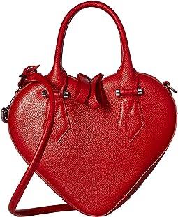 Johanna Heart Handbag
