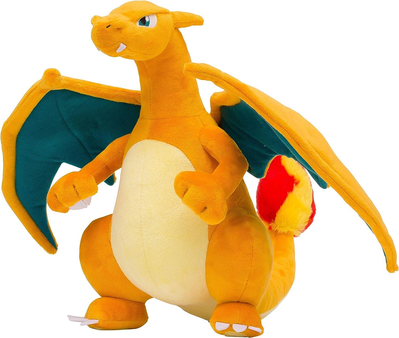 Pokemon Center Original Plush Doll Charizard   Dracaufeu (BIG)