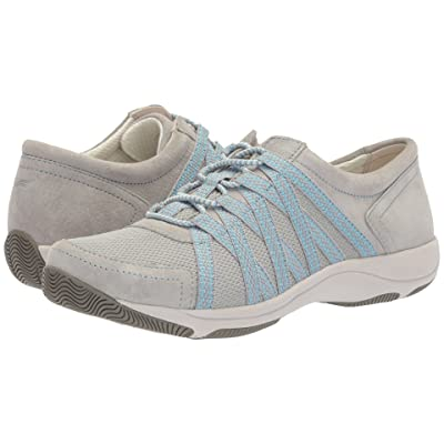 Dansko Honor (Grey Suede) Women