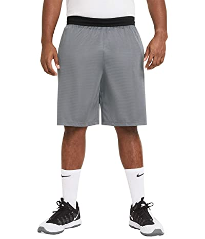 Nike HBR Shorts Alt (Iron Grey/White) Men