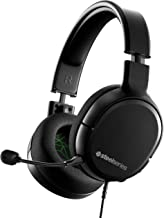 SteelSeries Arctis 1 Wired Gaming Headset – Detachable ClearCast Microphone – Lightweight Steel-Reinforced Headband – for ...