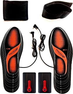 electric foot warmer insoles