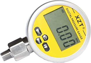 Best digital oxygen pressure gauge Reviews