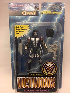 Wetworks Series 1 7 inch Grail Action Figure
