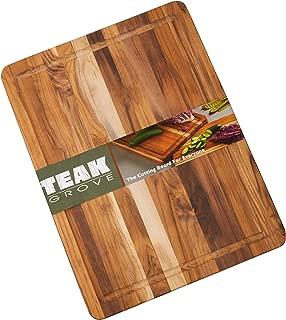 Teak Cutting Board - 16x12