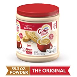 COFFEE MATE The Original Powder Coffee Creamer 35.3 Oz. Canister | Non-dairy, Lactose Free, Gluten F