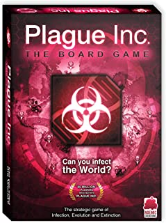 Ndemic Creations Plague Inc. Board Game