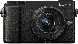 Panasonic Lumix DC-GX9K - Cámara Evil de 20.3 MP (estabilizador óptico de 5 Ejes, Visor abatible, 4K, Raw, WiFi) - Kit con Objetivo Lumix Vario 12-32 mm/F3.5-5.6