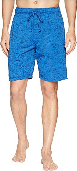 Tiger Heather Knit Sleep Shorts