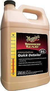 Meguiar's M6601 Mirror Glaze Quick Detailer, 1 Gallon