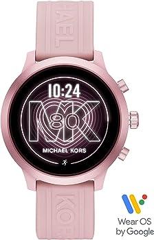Michael Kors Access MKGO 43mm Aluminum Smartwatch
