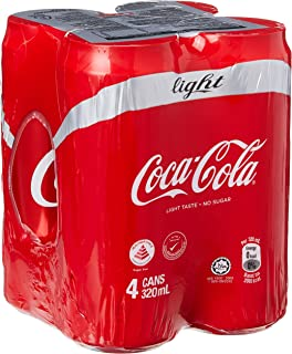 Coca-Cola Light Case, 24 x 320ml