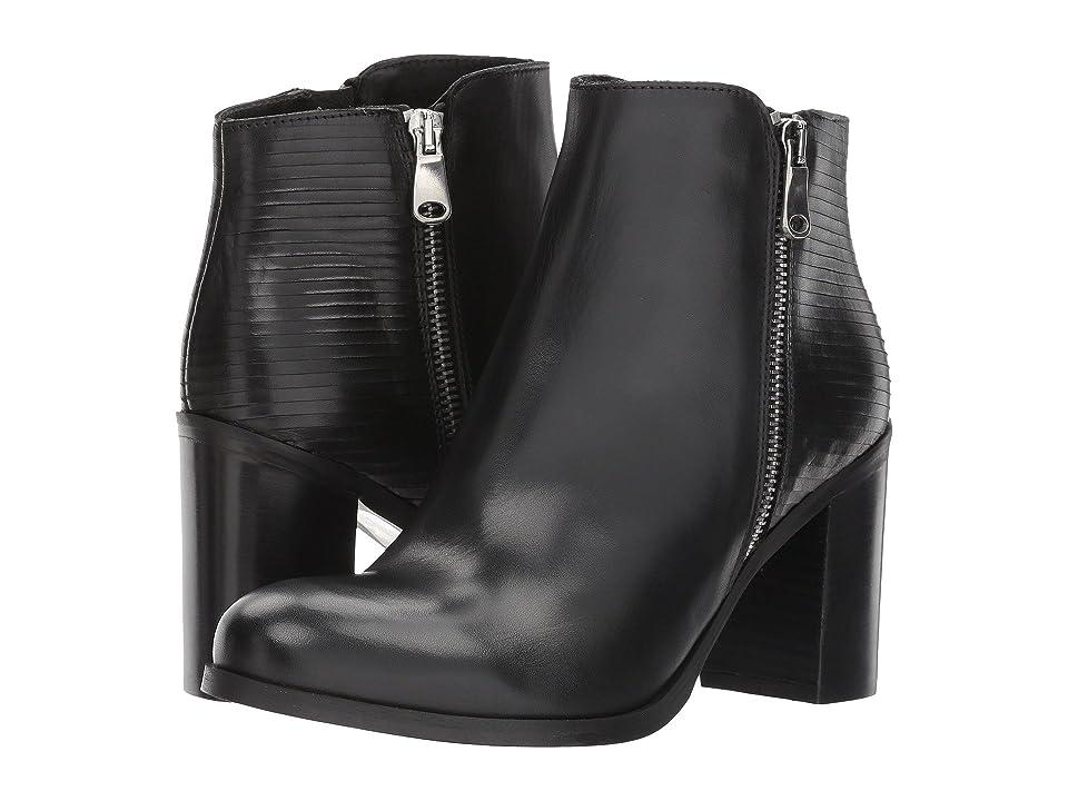 Cordani Bryson (Black Leather) Women