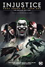 Injustice: Gods Among Us: Year One: The Deluxe Edition