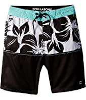 Billabong Kids - Fifty50 LT Boardshorts (Big/Kids)