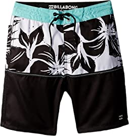 Fifty50 LT Boardshorts (Big/Kids)