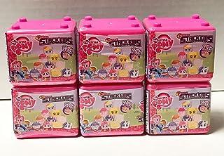 My Little Pony Tech4Kids Mash'ems Stack'ems Figure 6 Blind Capsules