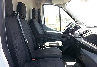 2+1 Schwarz LUXUS Sitzbezüge Tischbezug Passgenau Polyester Hochwertig Neu