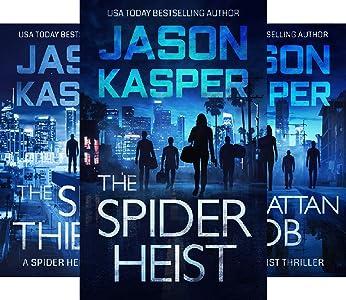 Spider Heist Thrillers