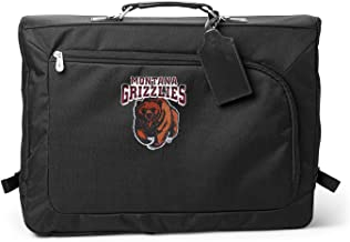 Denco NCAA Montana Grizzlies Carry-On Garment Bag, 18-inches